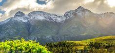 Wow! Swellendam mountains photo by Eddie Lambrechts