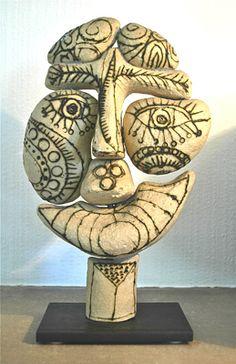 Roger Capron - Sculpture