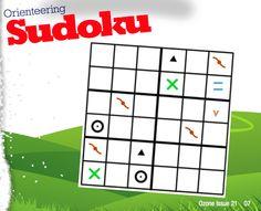 Orienteering sudoku from https://www.britishorienteering.org.uk/images/uploaded/downloads/marketing_ozone_spring12.pdf