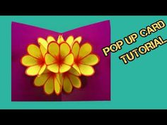 How to make popup card.birthday card.valwntine day card.card for every occasion