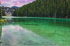 Devil's Lake  Oregon  US