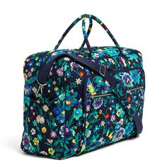 This thoughtfully designed travel bag makes travel a breeze thanks to plentiful pockets, comfortable handles and a trolley sleeve. Travel Backpack, Travel Bags, Cute Backpacks For Traveling, Travel Necessities, Purple Love, Athletic Outfits, Bag Making, Color Patterns, Vera Bradley