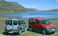 Fiat Doblo 18 Adventure