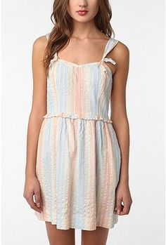 Cooperative Valley Girl Dress
