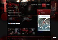 web sala super 8 ferrol 2011  programación conciertos   www.salasuper8.com