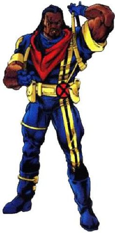X Men Bishop Cable 1000+ images about Bis...