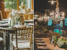 Tallahassee wedding photographer   South Georgia Thomasville wedding photographer   Pebble Hill wedding ceremony & reception   John Gandy Events wedding planning & decor   Woodland Fields Photography   ceremony gardeners cottage & garden   chivari chairs gold   chandeliers  candles   mirrored table