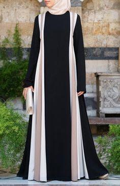 Niqab Fashion, Modesty Fashion, Muslim Fashion, Fashion Outfits, Hijab Style Dress, Dress Indian Style, Abaya Style, Mode Abaya, Mode Hijab