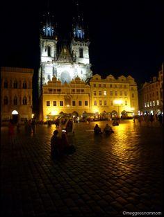The Church of Our Lady Before Tyn ~ Prague, Czech Republic
