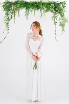 Hey, I found this really awesome Etsy listing at https://www.etsy.com/listing/198154475/jane-1970s-vintage-wedding-dress