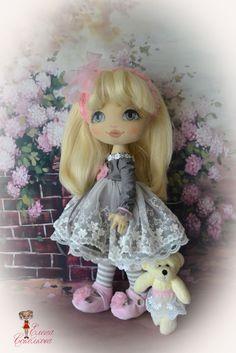 Танюшка в каталоге Игрушки на Uniqhand - подарок, кукла, текстильная кукла, хлопок
