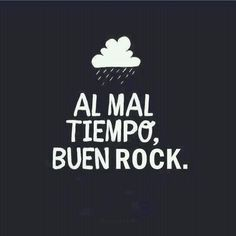#Juevesdelluvia!