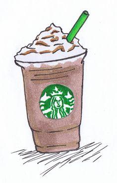 Frappuccino je t'aime