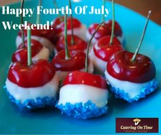 Hope everyone has a fun and safe Independence Weekend!