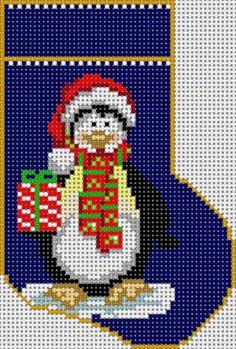 Penguin Pkg Mini Sock