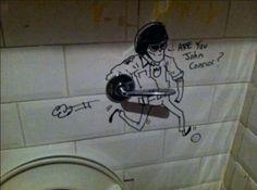 Poignant Cubicle Graffiti | 4 | Kontraband