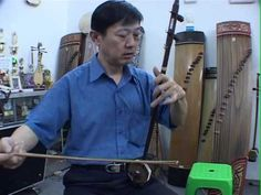 An amazing demonstration of Chinese musical instruments