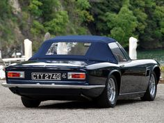 AC 428 Spider II by Frua...Low, Class and Fast
