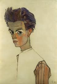 Egon Schiele - love his stuff!