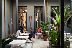 View the full picture gallery of Hotel Brummell Bares Y Pubs, Barcelona Hotels, Restaurant Bar, Chair Design, Interior Architecture, Exterior, Mirror, Outdoor Decor, Pictures