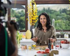 On Cookbooks   Kitchen Jams: In The Kitchen With Ayesha Curry - The Chalkboard