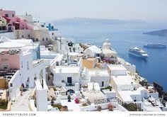 Gorgeous Greece - Santorini, Paros & Mykonos | {Destinations, Experience, Travel} | The Pretty Blog