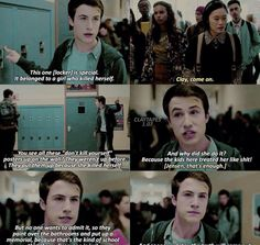 Clay Jensen (Dylan Minnette) - 13 Reasons Why