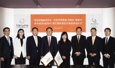 Jin Jiang International Hotels and Hanwha Hotels & Resorts Signs Official Business Agreements