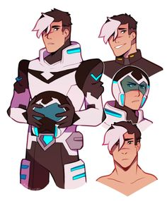 Space dad by xnighten -- Shiro