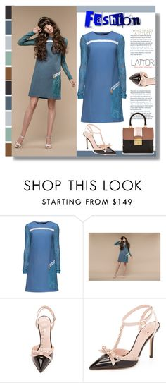 """""""Lattori Dress #21"""" by cherry-bh ❤ liked on Polyvore featuring Lattori, Seed Design, Kate Spade, women's clothing, women's fashion, women, female, woman, misses and juniors"""