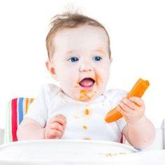 20 finger foods for Baby-Led Weaning