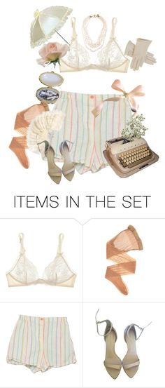 """""""p r i n c e s s"""" by causingpanicatthetheater on Polyvore featuring art and vintage"""