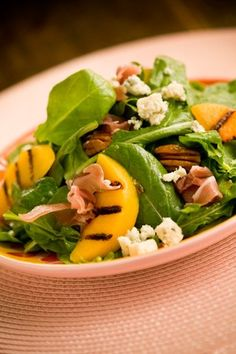 Paula's Three P's Salad #pauladeen