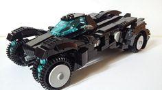 https://flic.kr/s/aHskmqq5eV | Arkham Knight Batmobile | The car everyone loves and hates