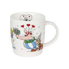 mug avec cuill/ère Maman MICKEY Mug Je taime tr/ès Fort