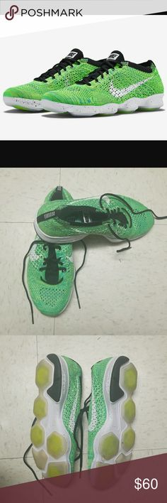 Nike Flyknit Zoom Excellent condition..still New! Only worn once Nike Shoes Sneakers