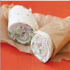 Add your review, photo or comments for Cream Cheese Turkey Sub.  Main Dish Sandwiches and Wraps