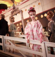 Luncheon Ensemble Barbie Doll