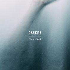 Put Me Back - Single by Casker Cd Design, Album Cover Design, Graphic Design, Design Ideas, Music Album Covers, Book Covers, Cd Artwork, Pochette Album, Text Layout