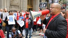 Chicago teachers may be going on strike, again.