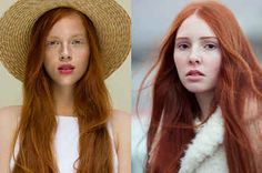 This Photographer Traveled To 20 Countries To Show The Beauty Of Redheads