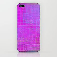 Re-Created Matrix No. 3 #iPhone & #iPod #Skin by #Robert #S. #Lee - $15.00