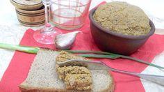 Очень сытный и вкусный паштет из утки на завтрак!