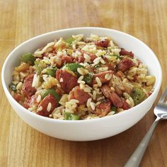 ... Mix on Pinterest | Bacon recipes, Puerto rican recipes and Jambalaya