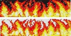 Схемы для станочного тканья | biser.info - всё о бисере и бисерном творчестве Bead Loom Patterns, Peyote Patterns, Beading Patterns, Cross Stitch Patterns, Thread Bracelets, Bead Loom Bracelets, Bracelet Crafts, Peler Beads, Diy Friendship Bracelets Patterns