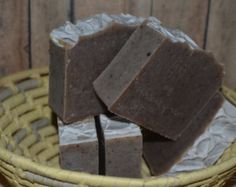 Peppermint Foot Soap-All Natural-Handmade by hurricanehill. Explore more products on http://hurricanehill.etsy.com