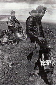 bikers.
