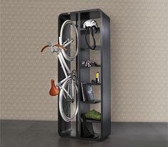 Bike storage shelf