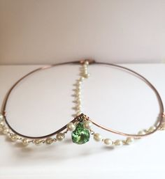 Shimmer Pearls Crown Shimmer and Shine Pearl Crown