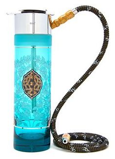 Helix Modern Glass Hookah from Mya Saray - Small Mya Hookahs at www.hookah-shisha.com:
